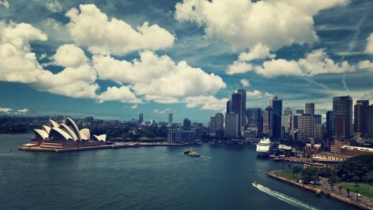 澳大利亚悉尼唯美风光