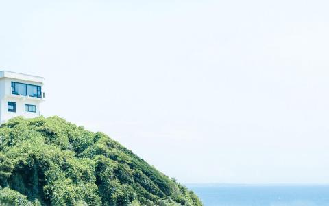 日系风格小清新风景摄影